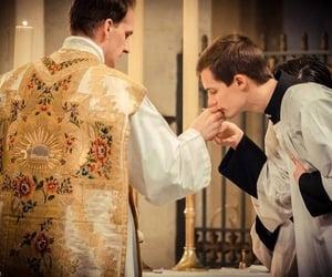 catholicism, mass, and messe image