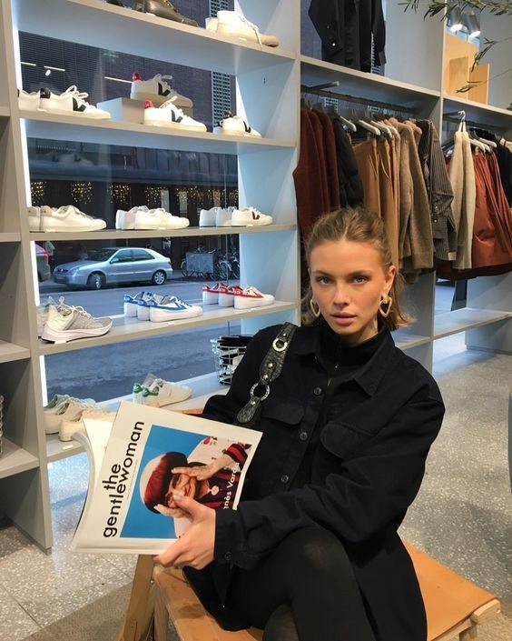 article, fashion, and style image