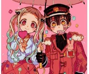 anime girl, cute, and jibaku shounen hanako-kun image