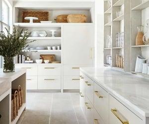 interior, architecture, and kitchen image