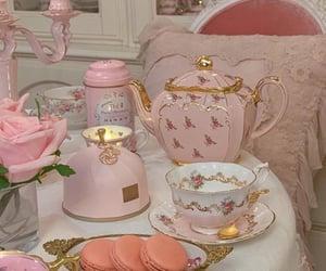 aesthetic, food, and tea image
