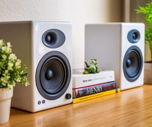 music, music system, and home stereo image
