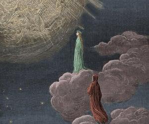 art, Dante, and heaven image