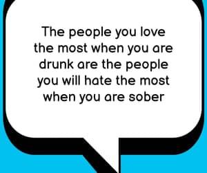 alcoholism, lifestyle, and stoned image