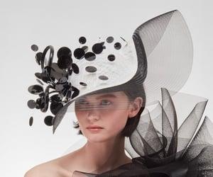 moda, sombrero, and complementos image