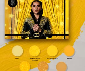gif, gold, and alina starkov image