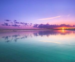 sky and sunrise image
