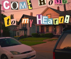 Collage, noplacelikehome, and come home image