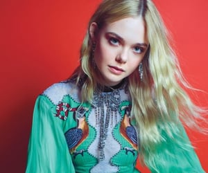 Elle Fanning, the great, and 20th century women image