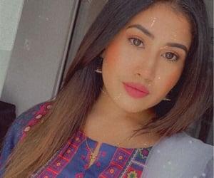 blue, brown girls, and pakistani image