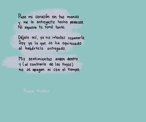amor, desamor, and writting image