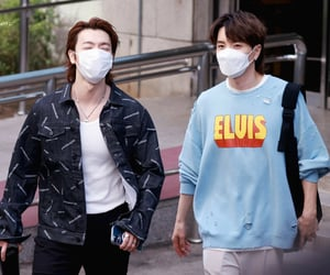 donghae, kpop, and Leeteuk image