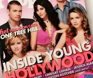 chad michael murray, james lafferty, and y2k image