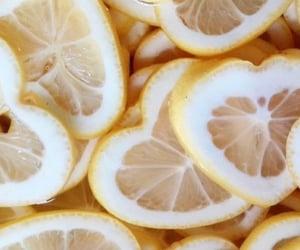 aesthetics, lemons, and white image