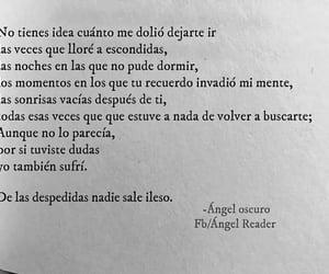 sad, melancolia, and indirectas image