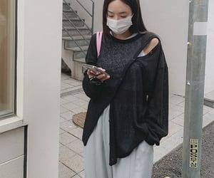 korean fashion, kstyle, and kfashion image