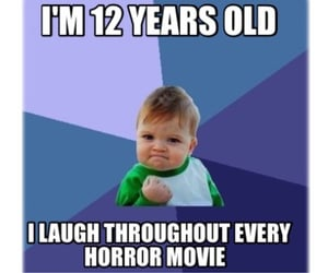 horror movie, inspiration, and memes image