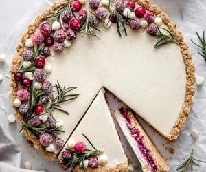 Blanc, nourriture, and pie image