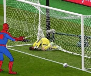 football, scotland, and spider-man image
