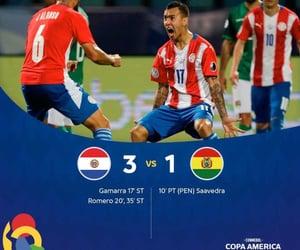 Bolivia, football, and copa america image