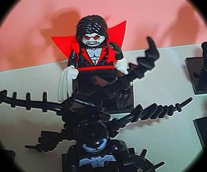 comics, Marvel, and lego image