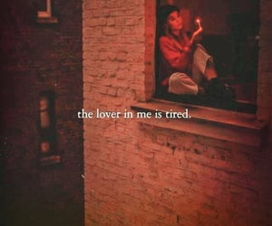 just tired…