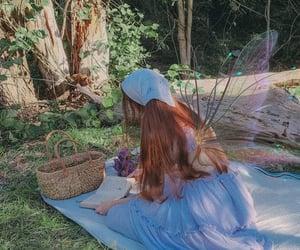 fae, fairy, and cottagecore image