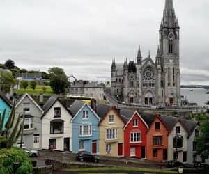 city, architecture, and ireland image