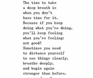 breathe, feeling, and healing image