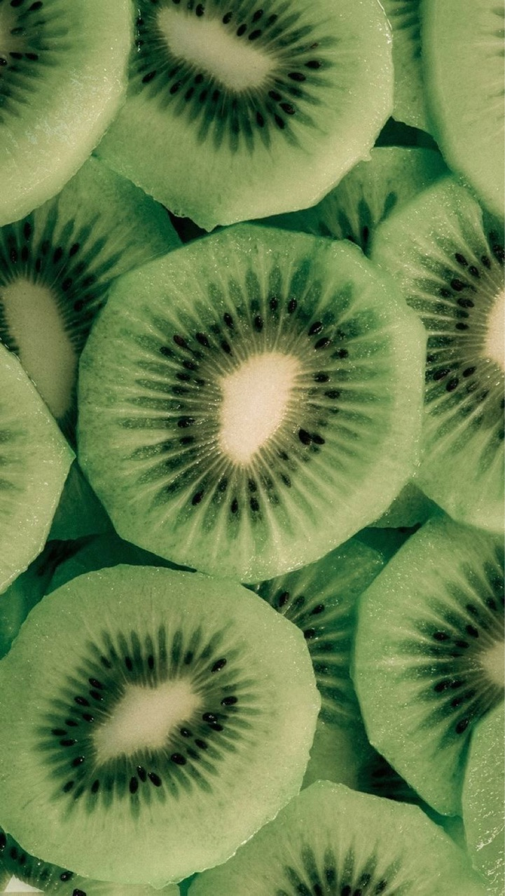wallpaper, fruit, and green image
