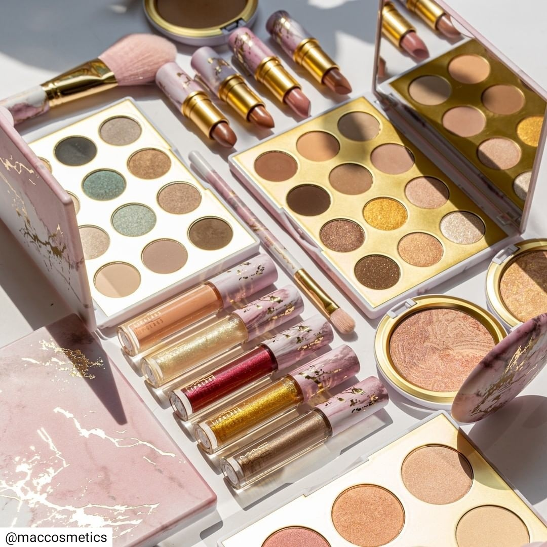 beauty, cosmetics, and palette image