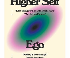 ego, higher self, and wallpaper image