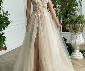 corset, flowers, and princess image