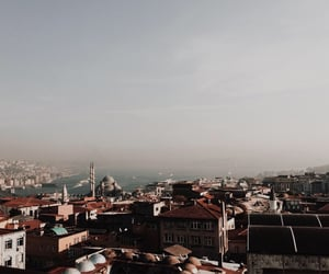 aesthetic, istanbul, and nature image
