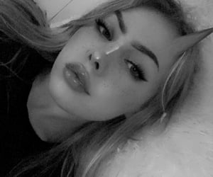 blonde, goals, and lips image