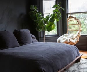bedroom, decor, and interior design image