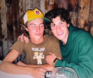 shawn mendes and connor brashier image
