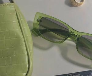 aesthetic, green, and handbag image