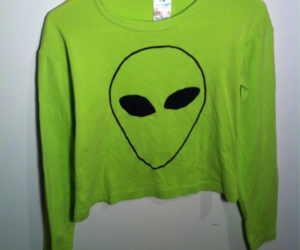 alien and fashion image