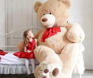 teddy bear, toys, and soft toys image