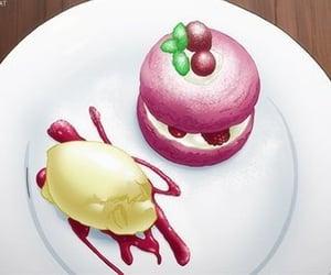 anime, food anime, and anime food image