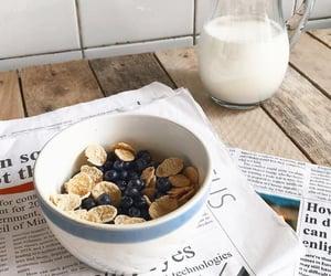 aesthetic, food, and breakfast image