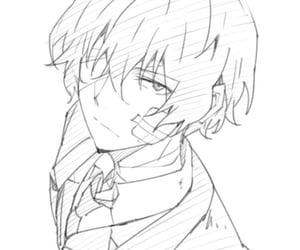 anime, art, and anime illustration image