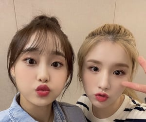 girlfriends, icons, and chuu image