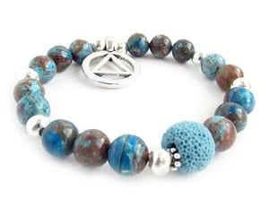 recovery gifts, sobriety gifts, and sobriety jewelry image