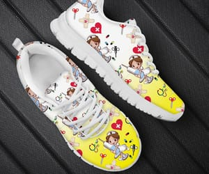 shoes, custom sneakers, and yeezy style shoes image