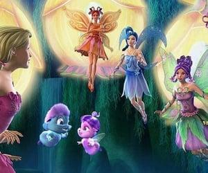 barbie, Fairies, and barbie fairytopia image
