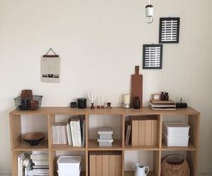 interior, room, and minimalism image