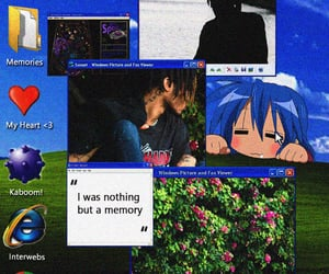 aesthetic, alternative, and cyber image