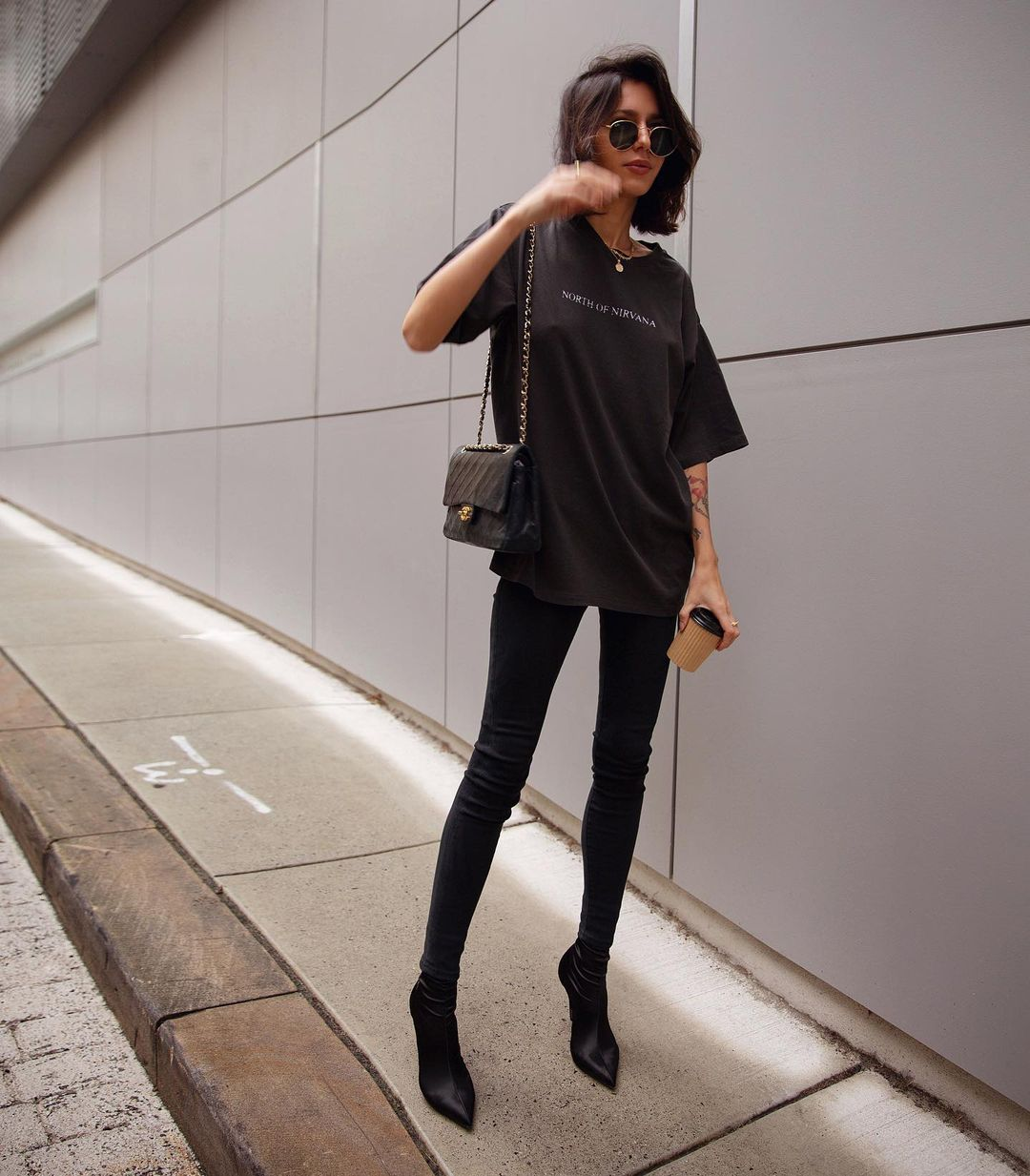 chanel bag, street style, and blogger image
